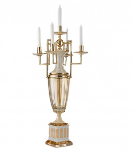 Imperial 5 fires Candlestick